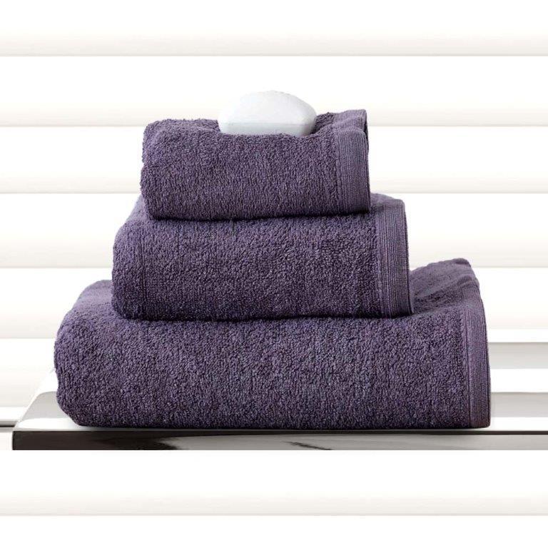 Σετ πετσέτες 3τμχ Primus Violet Sb home - Sb home - primus-violet-set λευκα ειδη mπάνιο πετσέτες μπάνιου