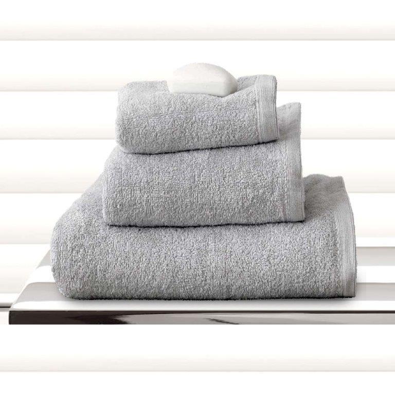 Σετ πετσέτες 3τμχ Primus Silver Sb home - Sb home - 5206864036710 λευκα ειδη mπάνιο πετσέτες μπάνιου