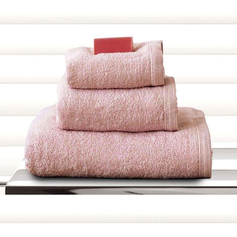 Σετ πετσέτες 3τμχ Primus Pink Sb home - Sb home - primus-pink-set λευκα ειδη mπάνιο πετσέτες μπάνιου