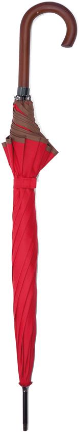 Ομπρέλα Αυτόματη 60εκ. benzi 070 Red - benzi - BZ-070-red ειδη οικ  χρησησ ομπρέλες