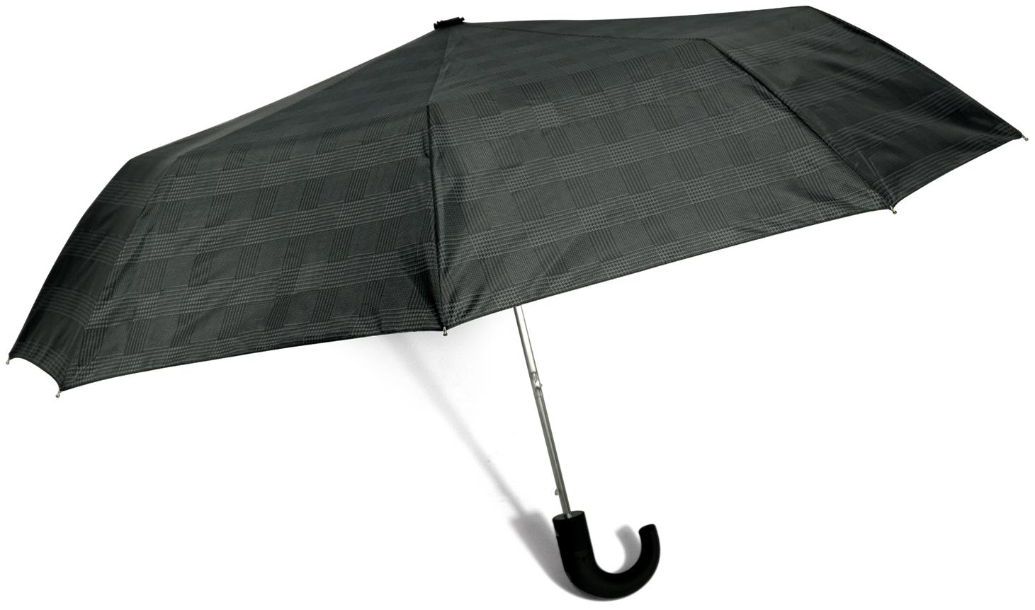 Ομπρέλα 55εκ. benzi 033 Black-Karo - benzi - BZ-033-black-karo ειδη οικ  χρησησ ομπρέλες