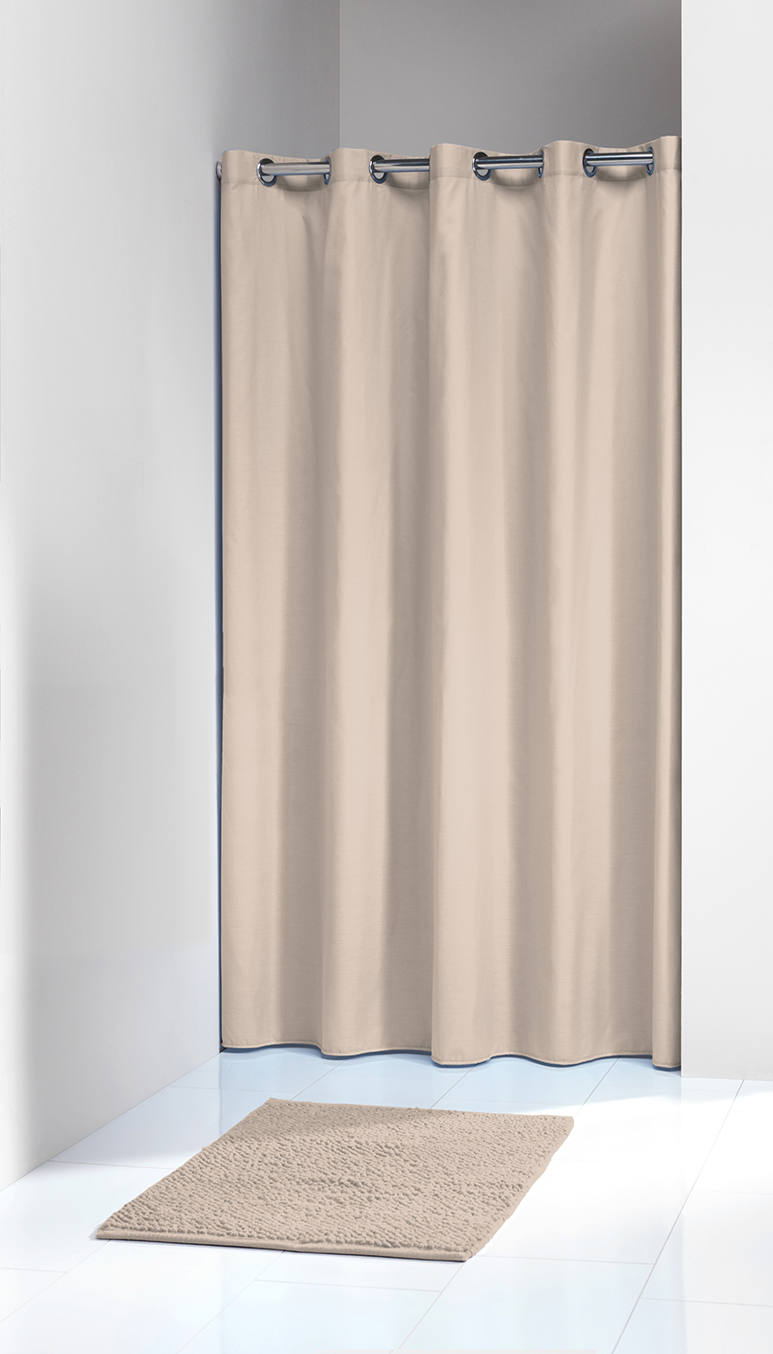 Κουρτίνα Υφασμάτινη «Coloris Ecru» 180×200εκ. Sealskin 232211365 – sealskin – 232211365