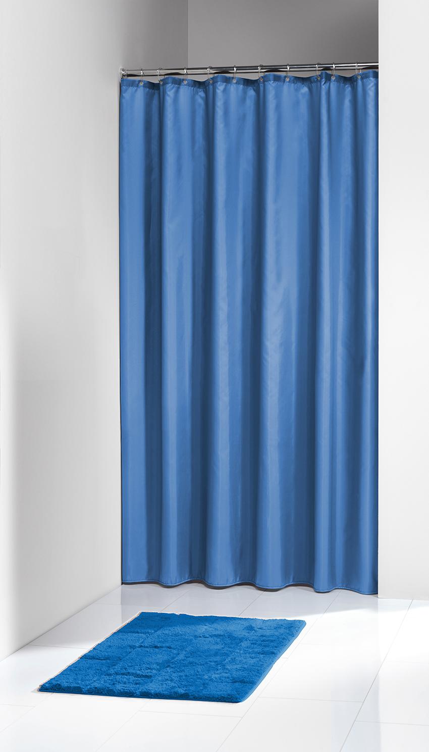 """Κουρτίνα Υφασμάτινη """"Madeira Blue"""" 180×200εκ. Sealskin 238501324 – sealskin – 238501324"""