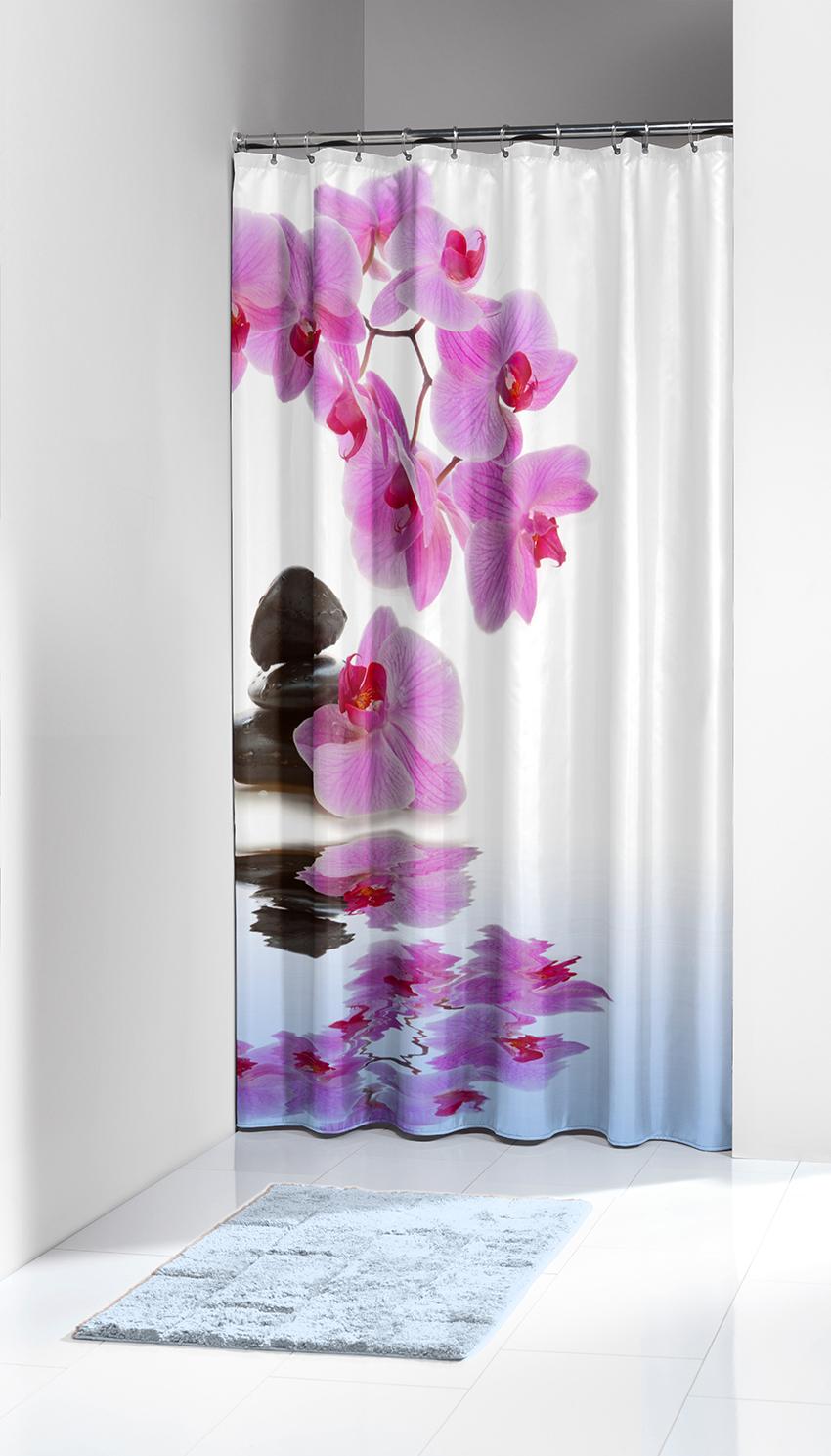 Κουρτίνα Υφασμάτινη «Spa Pink» 180×200εκ. Sealskin 233551303 – sealskin – 233551303