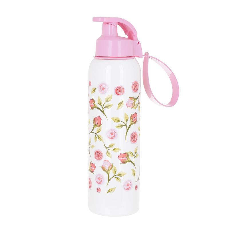 Παγούρι Πλαστικό «Roses» 750ml 24-805-0008 – 24home.gr – 24-805-0008