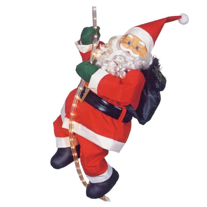 Άγιος Βασίλης Φωτοσωλήνας 60εκ. – Xmas fest – 93-2127