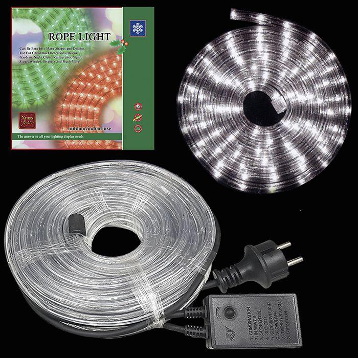 Φωτοσωλήνας Λευκός με Controller – OEM – 93.1417