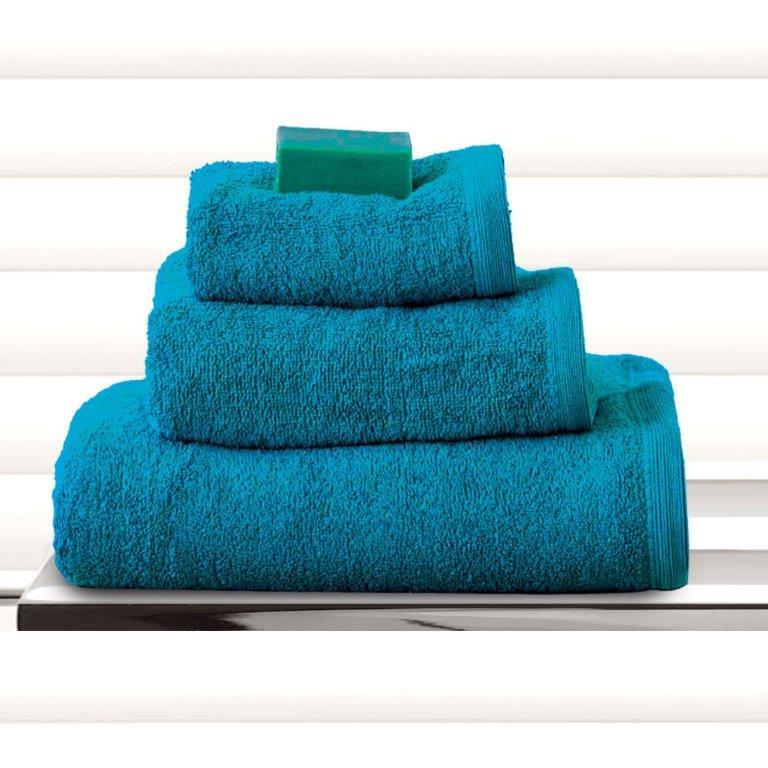 Σετ πετσέτες 3τμχ Primus Petrol Sb home - Sb home - 5206864040212 λευκα ειδη mπάνιο πετσέτες μπάνιου
