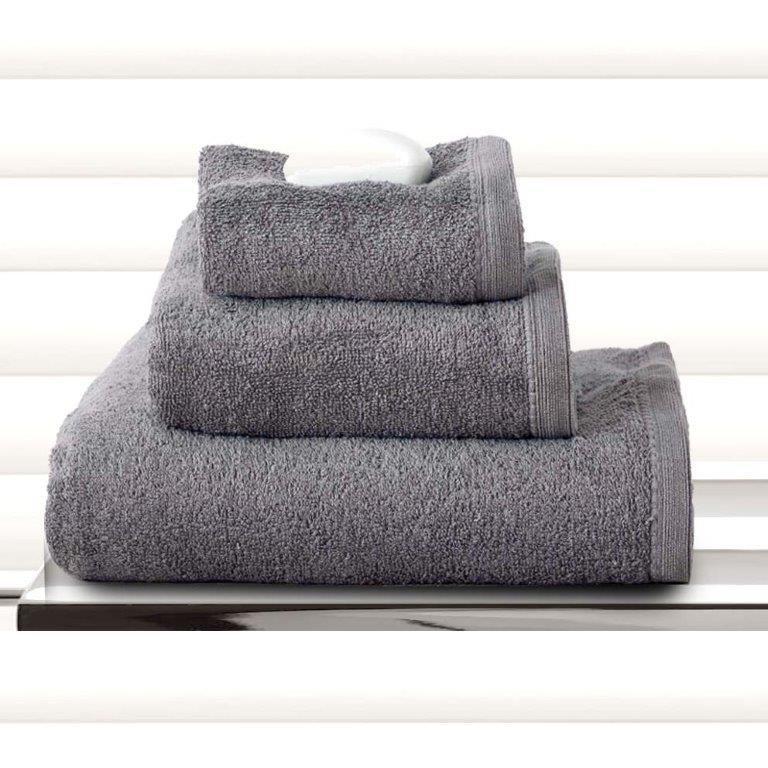 Σετ πετσέτες 3τμχ Primus Carbon Sb home - Sb home - 5206864040311 λευκα ειδη mπάνιο πετσέτες μπάνιου