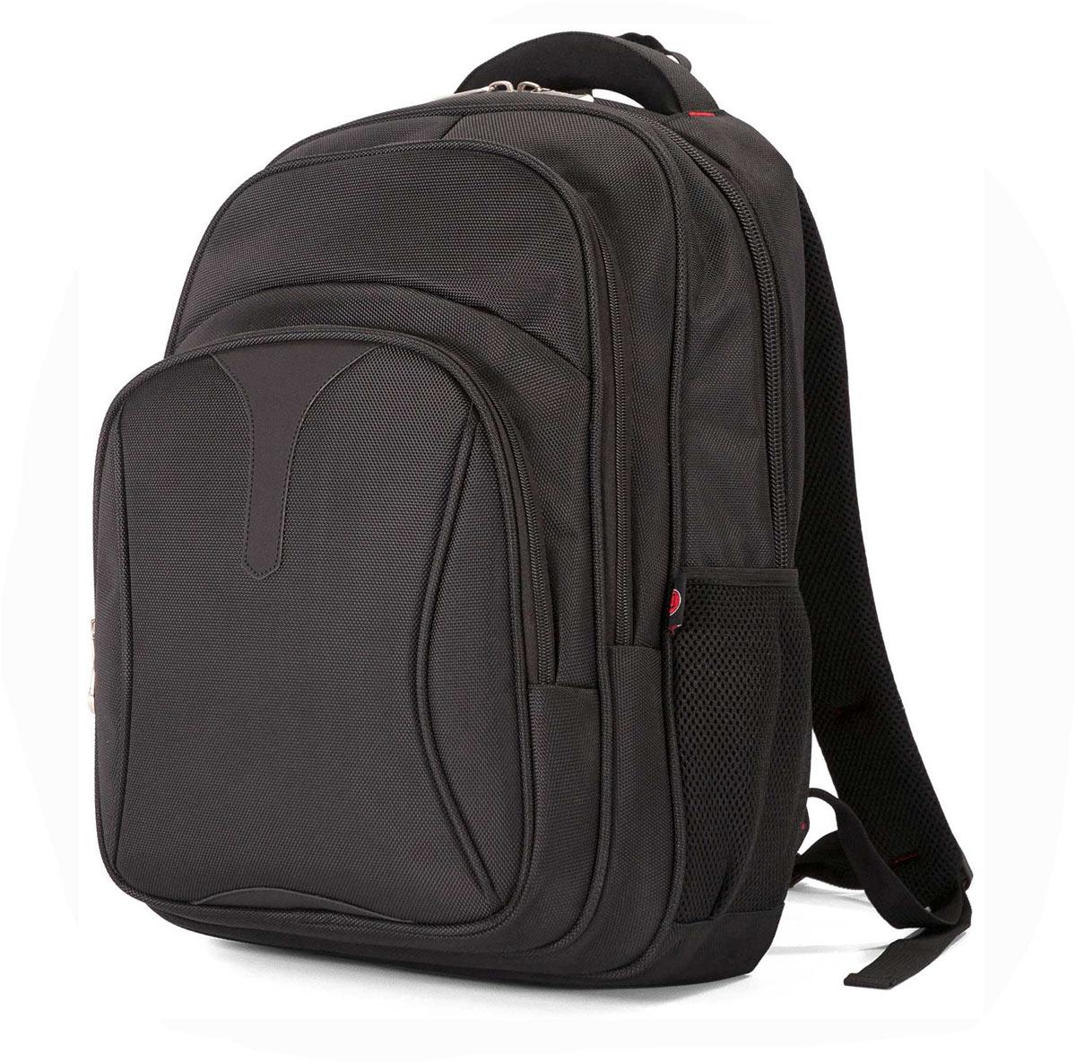 Σακίδιο Πλάτης Με Θήκη Laptop benzi 5066 Black - benzi - 5066-black ειδη οικ  χρησησ βαλίτσες   τσάντες ταξιδίου