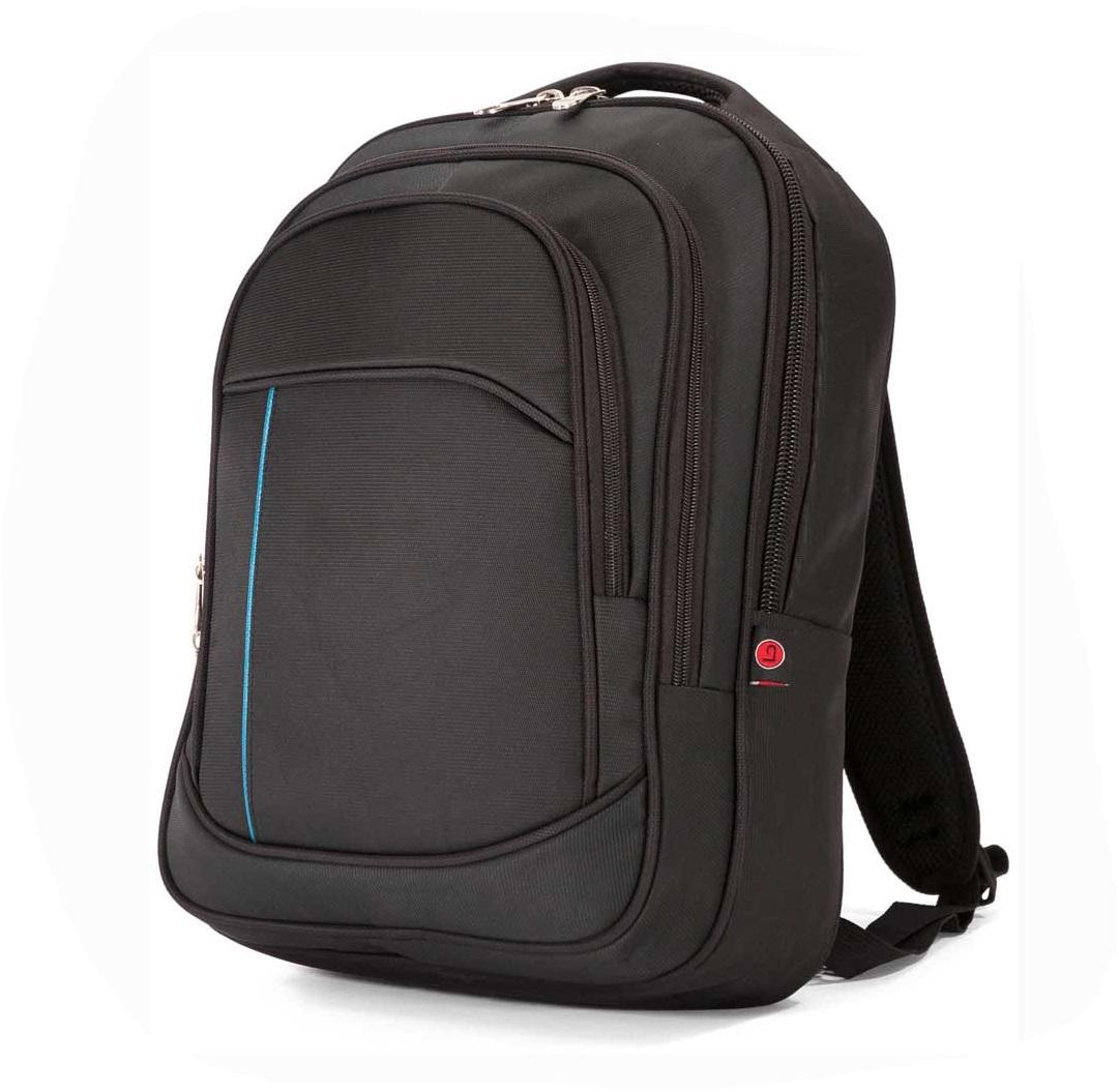 Σακίδιο Πλάτης Με Θήκη Laptop 30x41x20εκ. benzi 5067 Black – benzi – 5067-black
