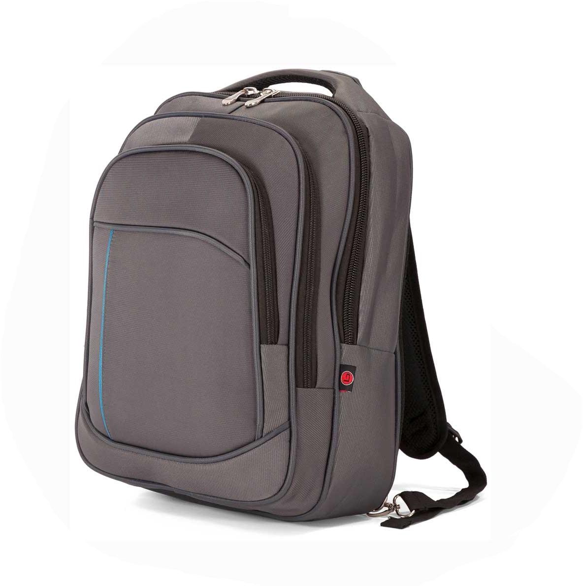Σακίδιο Πλάτης Με Θήκη Laptop 30x41x20εκ. benzi 5067 Grey - benzi - 5067-grey ειδη οικ  χρησησ βαλίτσες   τσάντες ταξιδίου