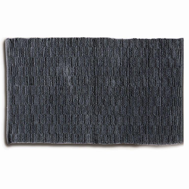 Ταπέτο Μπάνιου 50x90εκ. Nectar Carbone Sb home - Sb home - nectar-carbone