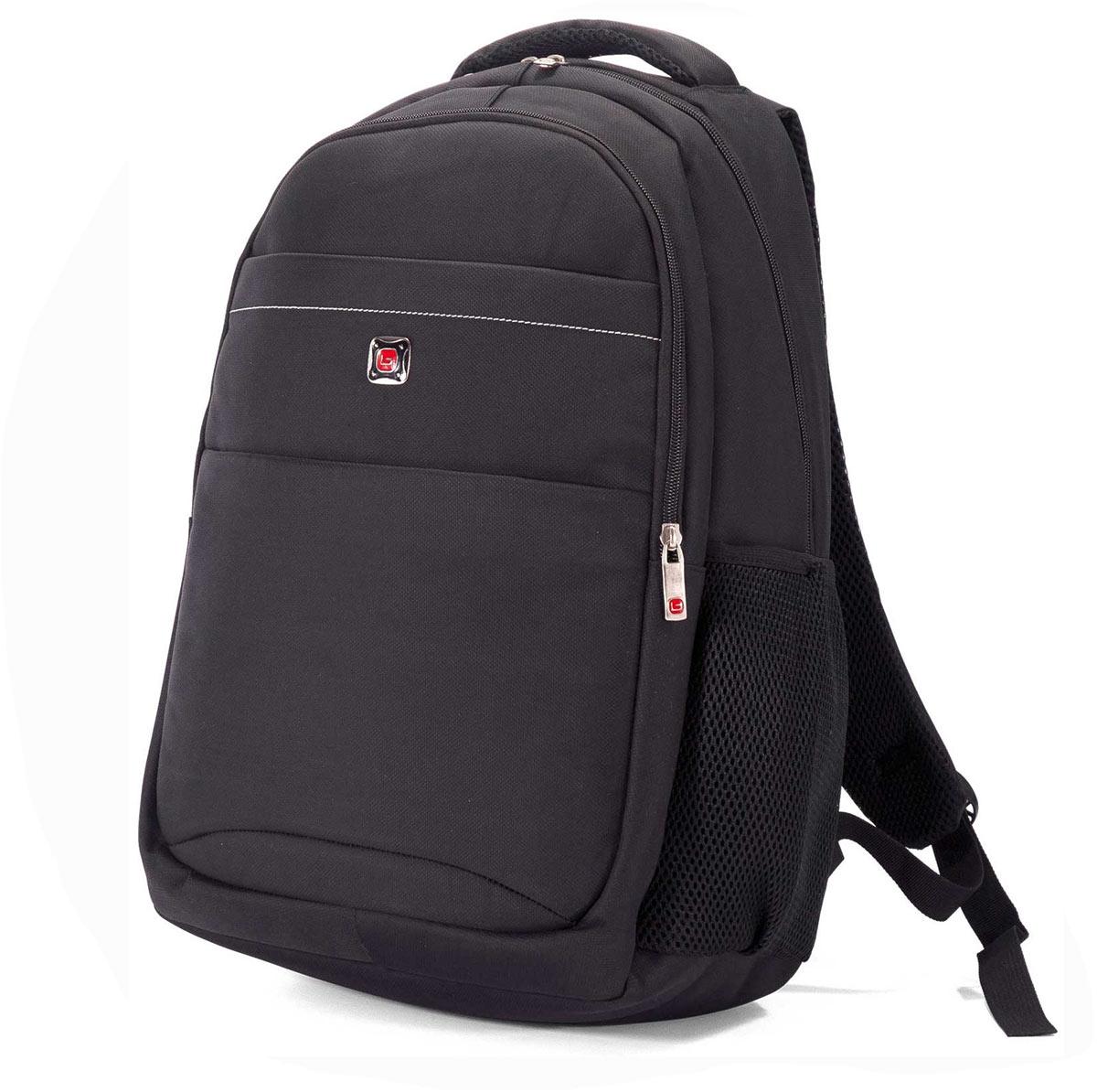 Σακίδιο Πλάτης Με Θήκη Laptop 39x29x11εκ. benzi 5089 Black – benzi – 5089-black