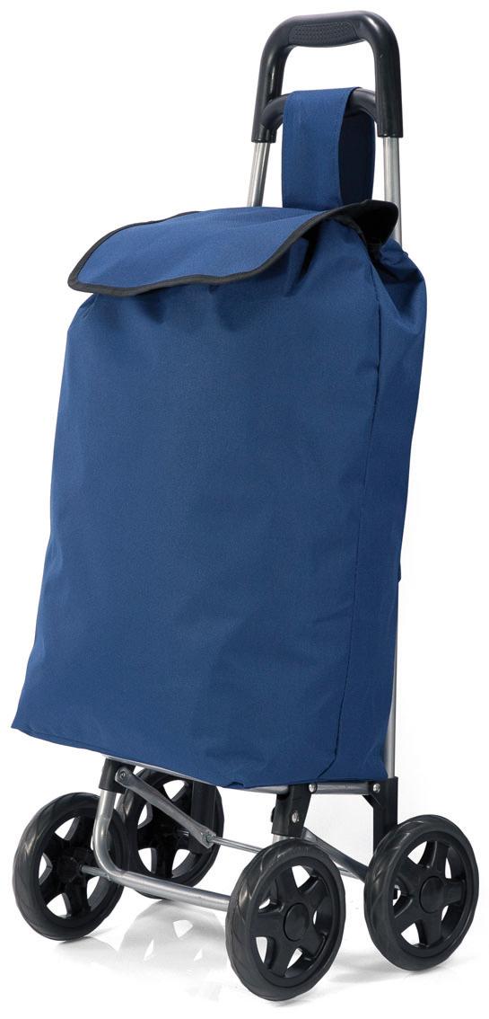 Καρότσι Λαϊκής Μπλε benzi 4758 – benzi – BZ-4758-BLUE