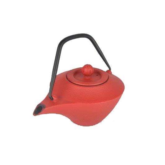 Τσαγιέρα Μαντεμένια 0,4L Dinox 403767 Red (Υλικό: Μαντέμι) – Dinox – 8-403767-red