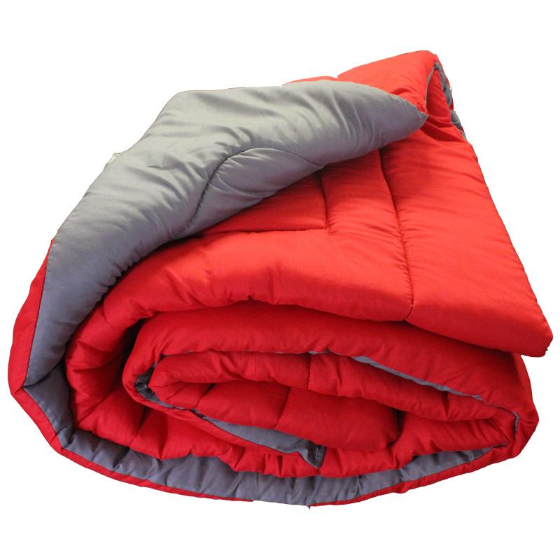 Πάπλωμα Υπέρδιπλο Κόκκινο-Γκρι 24home – 24home.gr – 24-pap2-3