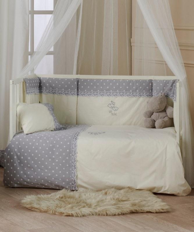Σετ Παπλωματοθήκη Κούνιας Baby Dream KENTIA – KENTIA – 5205133335349