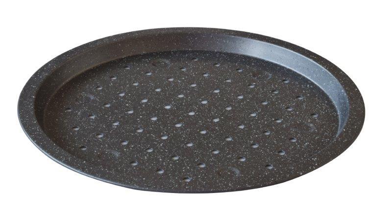 Ταψί Πίτσας Τρυπητό Stone Estia 30×2εκ. 01-5245 – estia – 01-5245