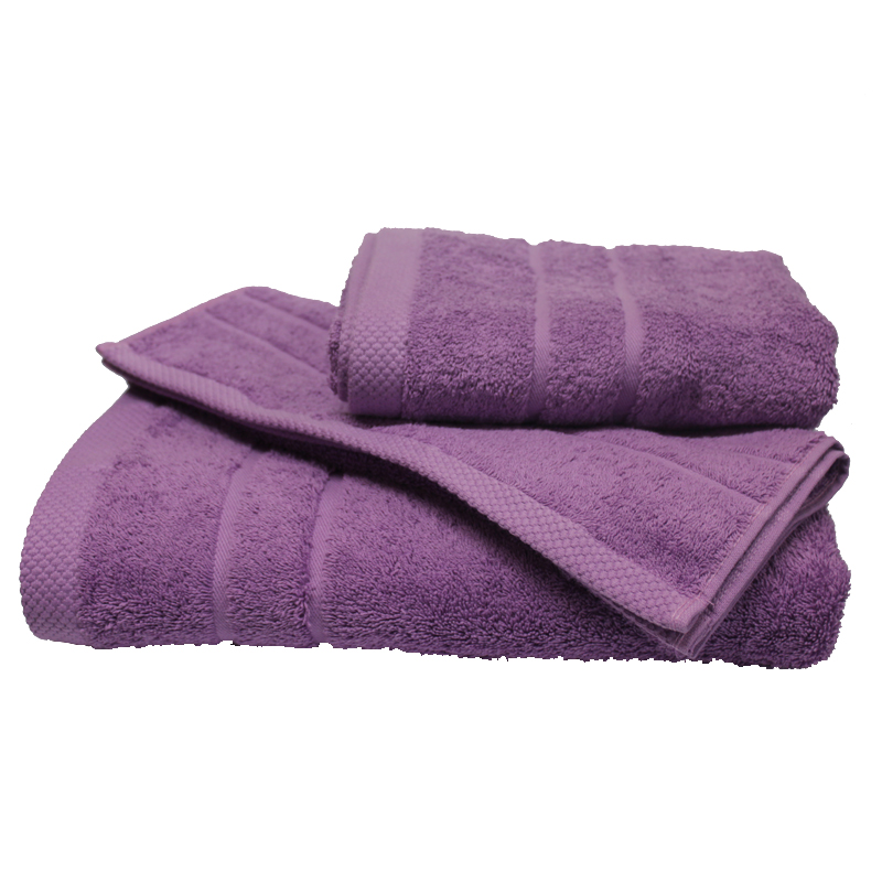Σετ πετσέτες 3τμχ 600gr/m2 Dora Lilac 24home – 24home.gr – 24-dora-lilac
