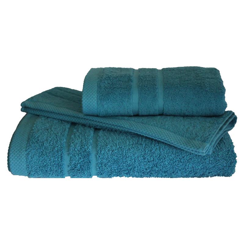 Σετ πετσέτες 3τμχ 600gr/m2 Dora Petrol 24home – 24home.gr – 24-dora-petrol