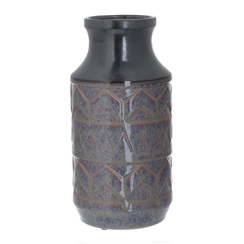 Βάζο Κεραμικό Αντικέ inart 16,5x33εκ. 3-70-685-0129 (Υλικό: Κεραμικό) - inart - 3-70-685-0129