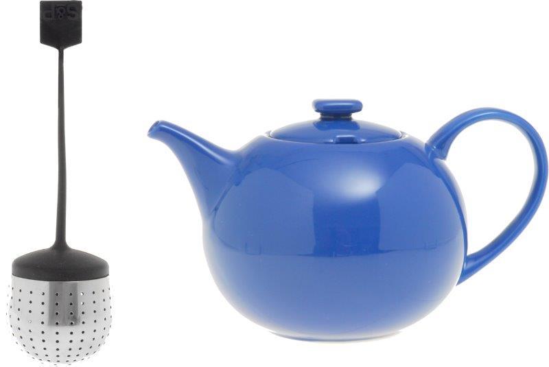 Σετ Τσαγιέρα Με Φίλτρο Κεραμική 1,5lt My Tea S&P BAM36833 (Υλικό: Κεραμικό) – Salt & Pepper – BAM36833