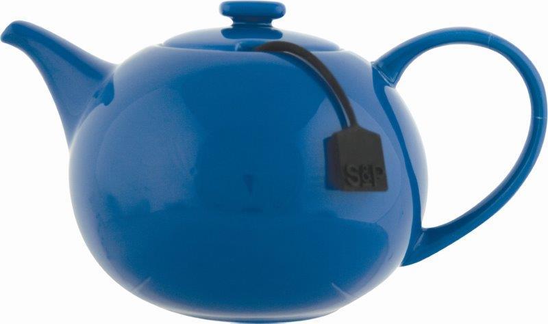 Σετ Τσαγιέρα Με Φίλτρο Κεραμική 650ml My Tea S&P BAM38420 (Υλικό: Κεραμικό) – Salt & Pepper – BAM38420