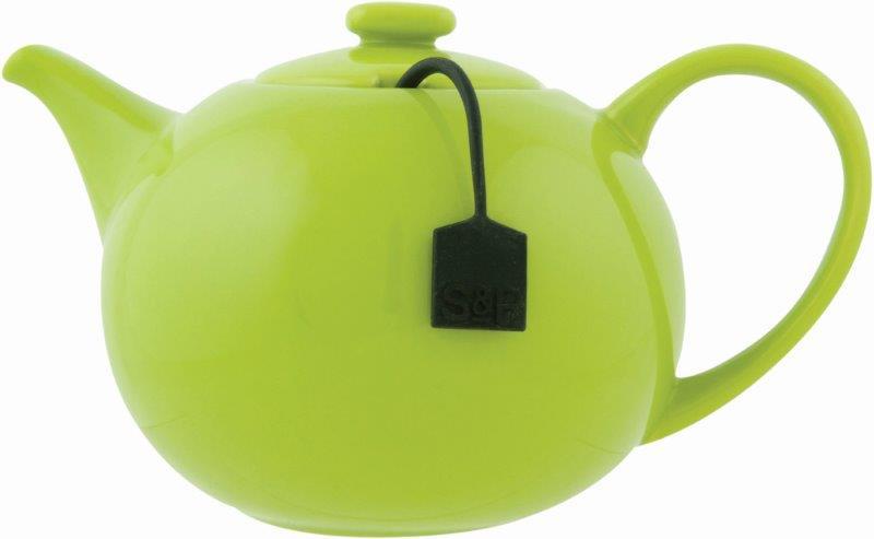Σετ Τσαγιέρα Με Φίλτρο Κεραμική 650ml My Tea S&P BAM38424 (Υλικό: Κεραμικό) – Salt & Pepper – BAM38424