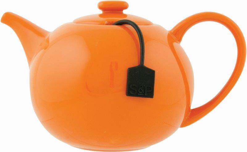 Σετ Τσαγιέρα Με Φίλτρο Κεραμική 650ml My Tea S&P BAM38423 (Υλικό: Κεραμικό) – Salt & Pepper – BAM38423