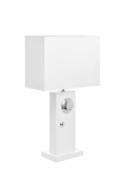 Φωτιστικό Επιτραπέζιο Μεταλλικό 62εκ. Mood S&P BAM35025 - Salt & Pepper - BAM350 διακοσμηση υπνοδωμάτιο φωτιστικά