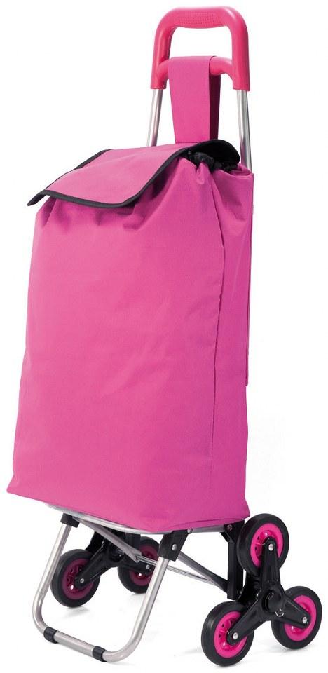 Καρότσι Λαϊκής benzi 32x20x55εκ. 4757 Ροζ – benzi – BZ-4757-pink