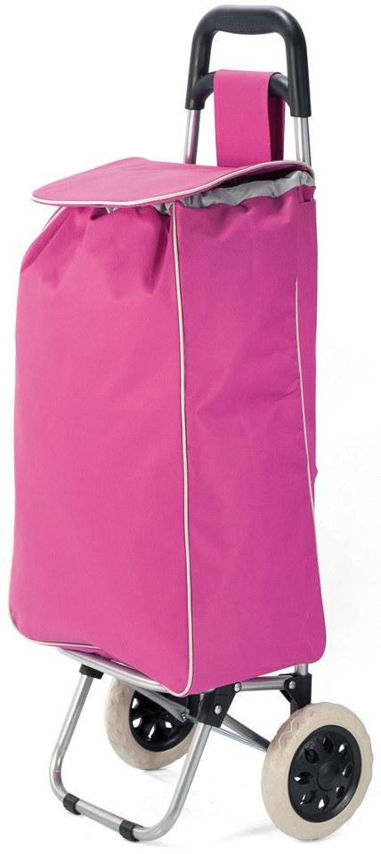 Καρότσι Λαϊκής benzi 35x20x55εκ. 4753 Ροζ – benzi – BZ-4753-pink