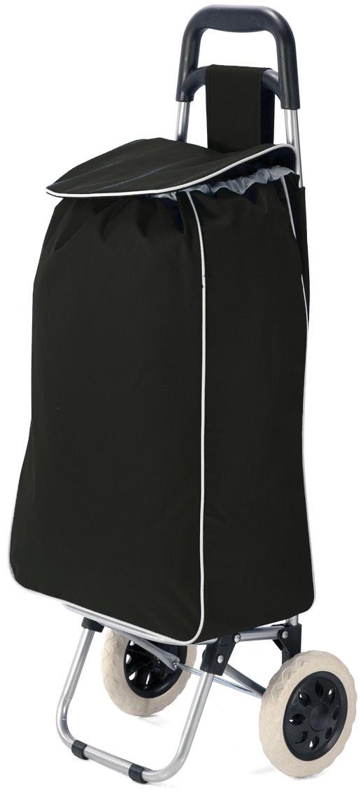 Καρότσι Λαϊκής benzi 35x20x55εκ. 4753 Μαύρο – benzi – BZ-4753-black