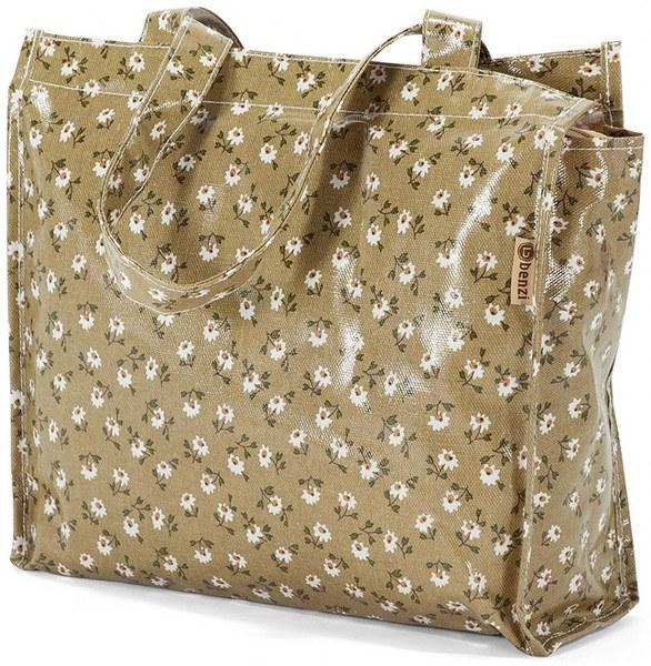 Τσάντα Αγορών 32x26x11εκ. benzi 5397 Λαδί - benzi - bz-5397-ladi ειδη οικ  χρησησ βαλίτσες   τσάντες ταξιδίου