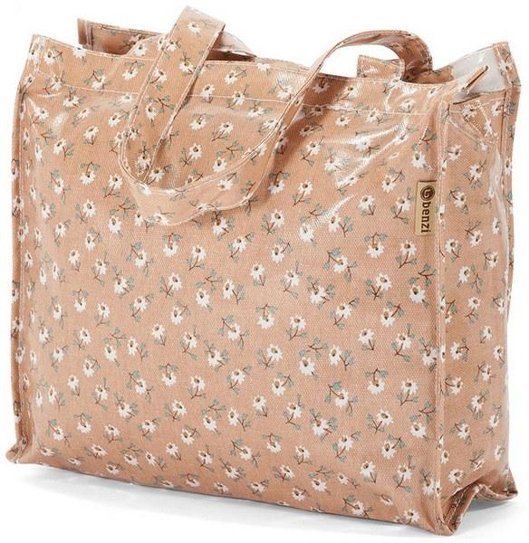 Τσάντα Αγορών 32x26x11εκ. benzi 5397 Σομόν - benzi - bz-5397-somon ειδη οικ  χρησησ βαλίτσες   τσάντες ταξιδίου