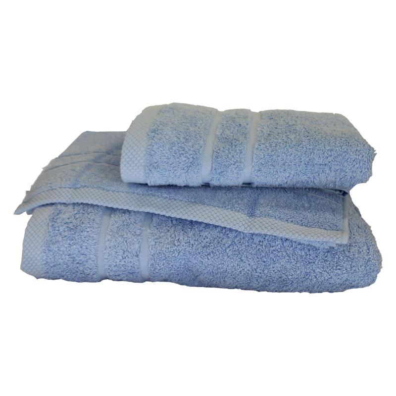 Σετ πετσέτες 3τμχ 600gr/m2 Dora Ciel 24 home - 24home.gr - 24-dora-ciel λευκα ειδη mπάνιο πετσέτες μπάνιου