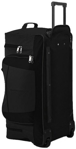 Σακ Βουαγιάζ Τρόλεϊ με 2 Ρόδες benzi 5364 Black - benzi - bz-5364-black ειδη οικ  χρησησ βαλίτσες   τσάντες ταξιδίου