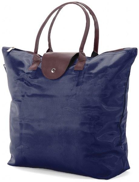 Τσάντα Αγορών 44x35x12εκ. benzi BZ5349 Μπλε - benzi - BZ-5349-mple ειδη οικ  χρησησ βαλίτσες   τσάντες ταξιδίου