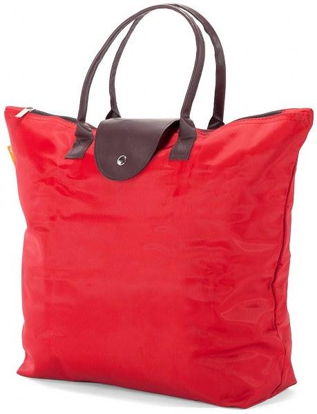 Τσάντα Αγορών 44x35x12εκ. benzi BZ5349 Κόκκινη - benzi - BZ-5349-kokkino ειδη οικ  χρησησ βαλίτσες   τσάντες ταξιδίου