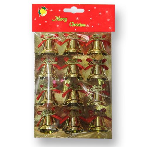Καμπανάκια Πλαστικά Χρυσά – OEM – 93.1321