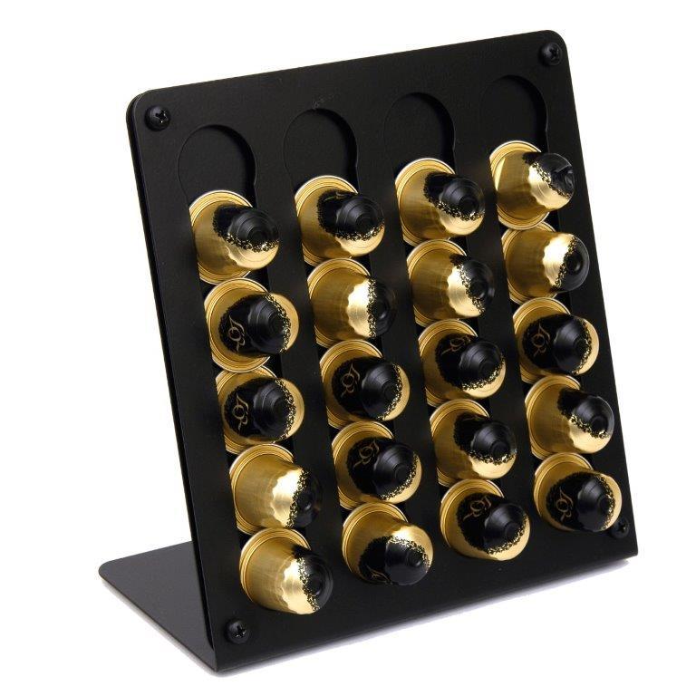 Βάση Για Κάψουλες Nespresso 10x2x23εκ. Pam & Co sd100403 – Pam & Co – sd100403