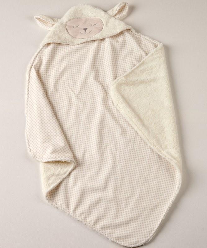 Κουβέρτα Αγκαλιάς Με Κουκούλα 75×75εκ. Rocco 10 Baby KENTIA – KENTIA – 5205133346611