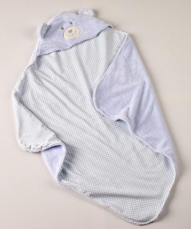 Κουβέρτα Αγκαλιάς Με Κουκούλα 75×75εκ. Rocco 19 Baby KENTIA – KENTIA – 5205133346604