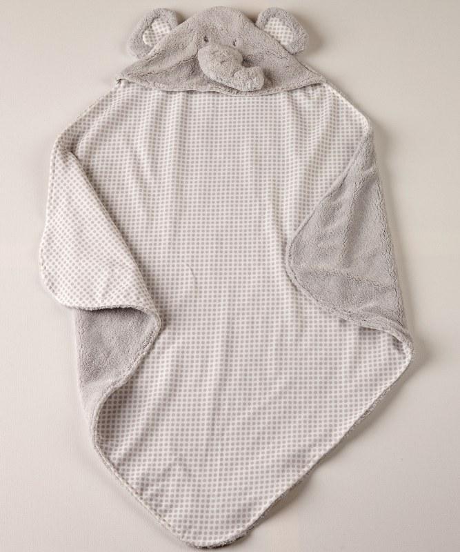 Κουβέρτα Αγκαλιάς Με Κουκούλα 75×75εκ. Rocco 22 Baby KENTIA – KENTIA – 5205133346581