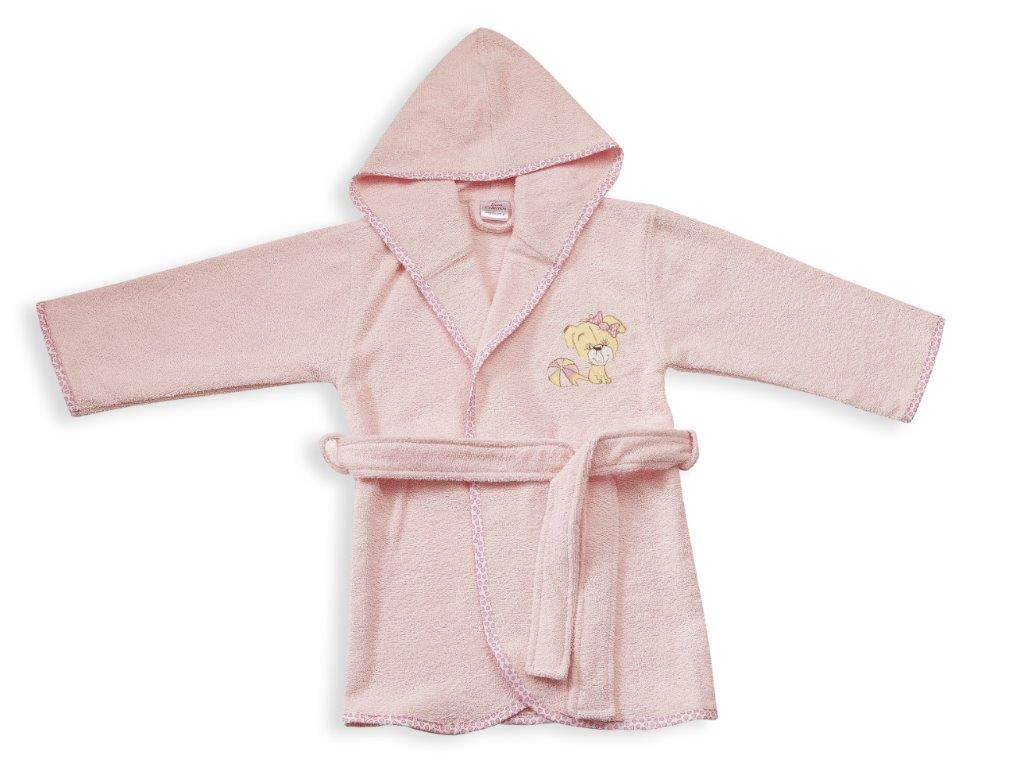 Μπουρνούζι Παιδικό Με Κουκούλα My Angel 07 Dim Collection 4 Ετών – DimCol – 1210910401200726