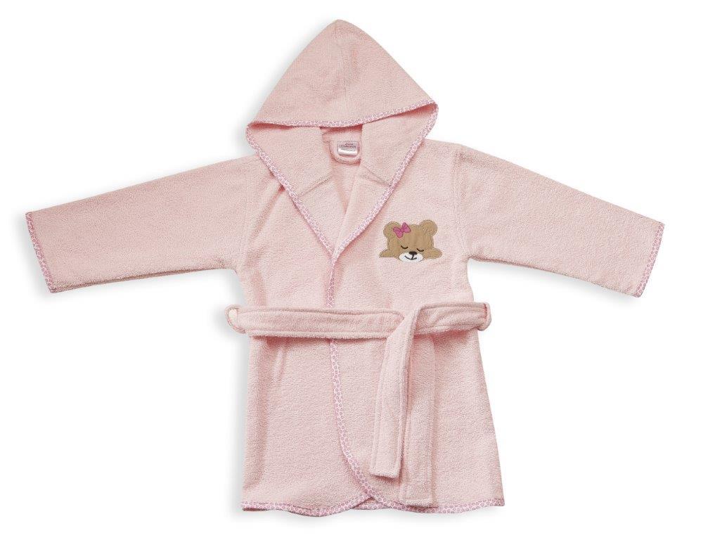 Μπουρνούζι Παιδικό Με Κουκούλα Sleeping Bears Cub 14 Dim Collection 2 Ετών – DimCol – 1210910201701426