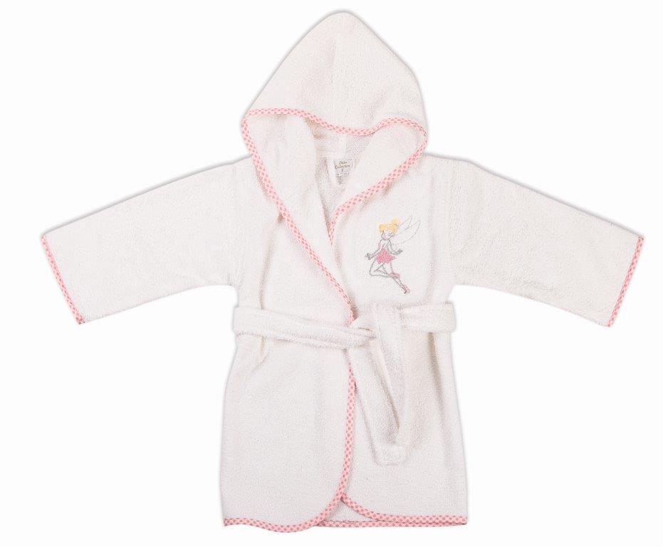 Μπουρνούζι Παιδικό Με Κουκούλα Νεράιδα 36 Dim Collection 4 Ετών – DimCol – 1210910402503619