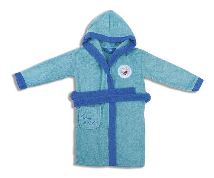 Μπουρνούζι Παιδικό Με Κουκούλα Frozen Dim Collection 4 Ετών – Disney – 2120910400600029