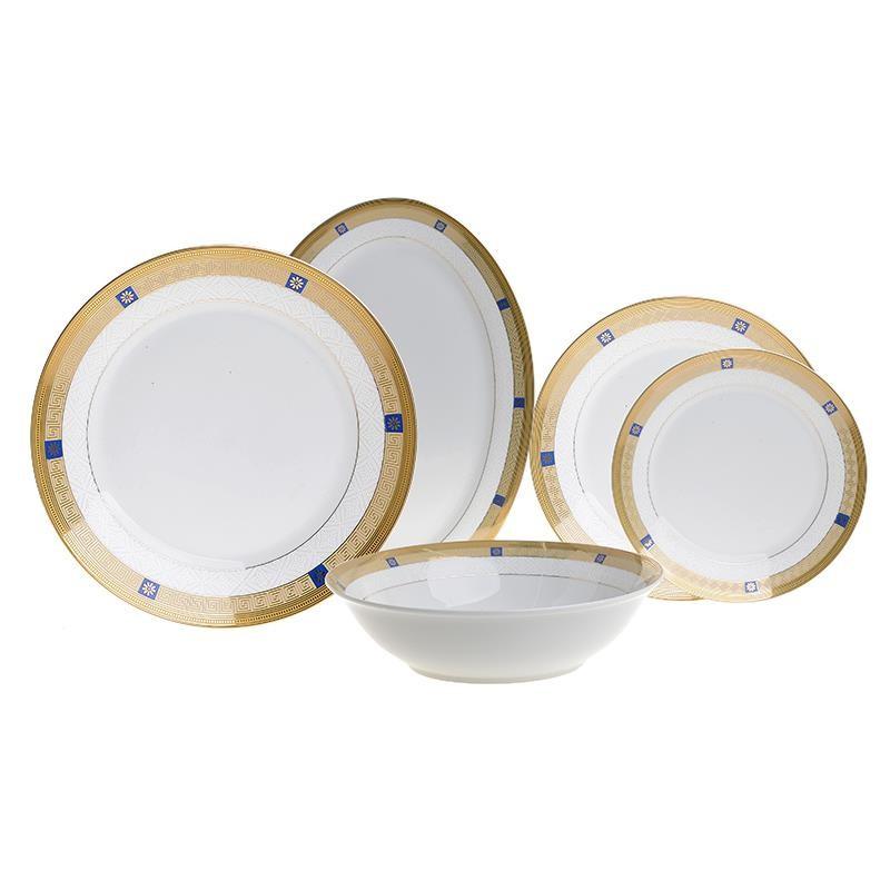 Σερβίτσιο Φαγητού Σετ 20τμχ Πορσελάνης inart 3-60-707-0013 – inart – 3-60-707-0013